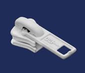Cursor para zíper de vislon 05 grosso Coats ref. S960 227 (D-P60 221) Esmaltado c/ 1 un
