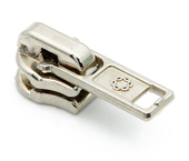 Cursor para zíper de metal 03 fino Coats ref. D-NCH 03 224 NIQ c/ 1 un