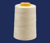 Linha de poliéster para costura Coats ref. Sol 25 bca/nat c/ 2500 m