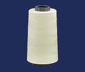 Linha de poliéster para costura Coats ref. Sol 120 bca/nat c/ 5000 m