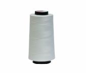 Linha de poliéster para costura Coats ref. Astra 120 branca c/ 5000 m