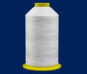 Linha de poliamida (nylon) para costura Coats ref. Nylbond 60 branca c/ 200 g