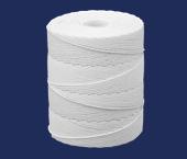 Linha de algodão cordonê Coats ref. Urso 000 c/ 6 carretéis