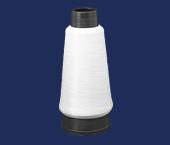 Fio de poliéster para costura Wlamar ref. Branco c/ 100 g