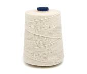 Barbante de algodão cru Bandeirantes ref. 4/8 c/ 670 g