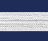Elástico dobrável Zanotti ref. Pampa 14,5 mm c/ 50 m
