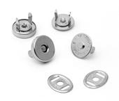 Botão magnético de latão 14,5 mm Eberle ref. BT8.145.10.L c/ 100 un