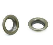 Arruela de ferro 05 mm p/ ilhós 54 Eberle ref. AR.090.050.20.F  c/ 1000 un