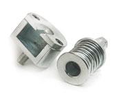 Matriz para botão flexível Eberle ref. A.BT1.140.75.AB c/ 1 un