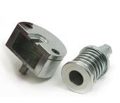 Matriz para botão flexível Eberle ref. A.BT1.170.75.VQ.BR c/ 1 un