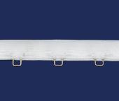 Cadarço de poliamida c/ argolas Terlizzi ref. A 325 NL L NYLON por metro