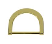 Porta alça de metal 35 mm Toscana ref. 1508/35 DOUT c/ 1 un