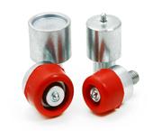 Matriz para botão de pressão Pipe Variani ref. 7150/103  c/ 1 un