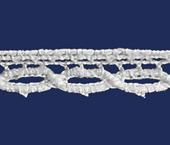 Renda de algodão 007 mm Paraíba ref. 501014 c/ 20 m
