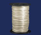 Cordão de poliamida 04 mm Tekla ref. Mouse rígido natural c/ 50 m