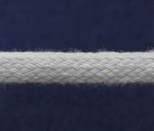 Cordão de algodão 4 mm branco Cordex ref. A1esp c/ 50 m