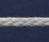 Cordão de algodão 4 mm branco Cordex ref. A2n c/ 50 m