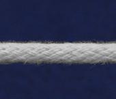 Cordão de algodão 4 mm branco Cordex ref. A9 c/ 100 m