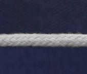 Cordão de algodão 3 mm branco Cordex ref. A11b c/ 200 m