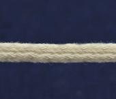 Cordão de algodão 4 mm cru Cordex ref. A4 c/ 100 m