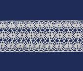 Renda de algodão 060 mm Ipiranga ref. 33 c/ 10 m