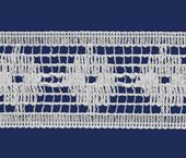 Renda de algodão 035 mm FB ref. B526 c/ 30 m
