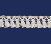 Franja de algodão cru 22 mm FB ref. F335.0D c/ 30 m