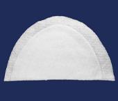 Ombreira de poliéster Pegorari ref. 0.E.5 c/ 50 pares