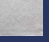 Entretela não tecida sem cola branca Fiorella ref. Aplic Bord 15 90 cm c/ 50 m