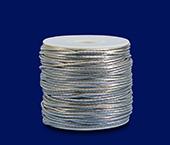 Elástico metalizado 01 mm Lulitex ref. CDLE80245 5442 c/ 50 m