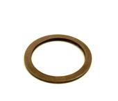 Argola de metal 12 mm Terlizzi ref. 111 c/ 100 un