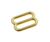 Regulador de zamac ouro 13 mm Fermoplast c/ 100 un