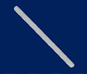 Palheta para cinta  80 mm Fermoplast c/ 100 un