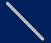 Palheta para cinta 90 mm Fermoplast c/ 100 un