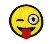 Patchwork emoji pisca Rp ref. PW373 c/ 1 un