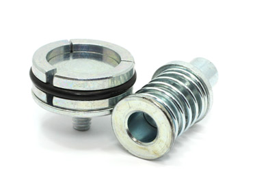 Matriz para botão flexível Eberle ref. A.BT.1.205.90.IR c/ 1 un
