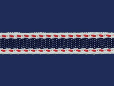 Galão poliamida 10 mm Britânnia ref. 7139/1 por metro