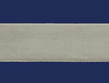 Fita de veludo 25 mm lisa Progresso ref. VVT 05 c/ 10 m
