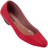 Sapatilha feminina Kalyta 2144 Vermelho