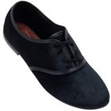 Sapato feminino oxford Beira Rio 4150200 Preto
