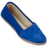 Sapatilha Feminina Carol Pires 200 Azul Royal
