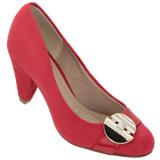 Sapato Beira Rio vermelho 4047765