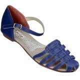Sandália Flavia 504 Azul