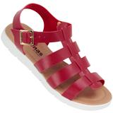 Sandália feminina Via Bag 290 Vermelho