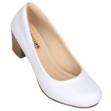 Sapato Feminino Atenas 013 Branco