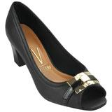 Sapato Peep Toe Feminino Vizzano 1816102