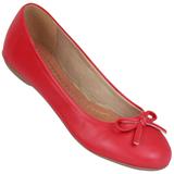 Sapatilha Feminina Atenas Color 9219212 Cavalli Vermelho