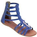 Sandália Gladiadora Atenas 1610 II Azul