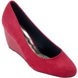 Sapato Anabela Beira Rio 4775105 Vermelho