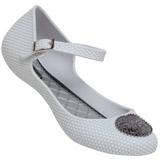 Sapatilha Feminina Miss-Miss 9440 Branco